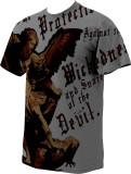 St. Michael Full T-Shirt