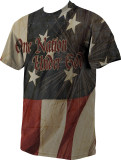 Patriotic and Pro Life Full Color T-Shirt