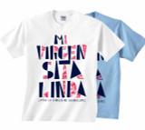 Mi Virgencita Linda Kids T-Shirt