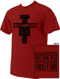 Rebuild My Church T-Shirt