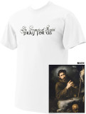 St. Francis of Assisi Value T-Shirt