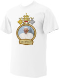 Pope Benedict XVI Commemorative T-Shirt