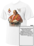 Pope Saint John XXIII Value Graphic T-Shirt