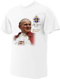 Pope Saint John Paul II Value Graphic T-Shirt