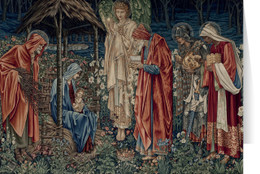 Adoration of the Magi by Burne-Jones Christmas Cards (25 Cards)