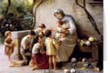 Adoration Christmas Cards (25 Cards)