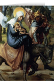 The Holy Family in Egypt by Bassano Christmas Cards (25 Cards)