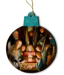 Adoration of the Christ Child (Special Needs), Artist Unkown
