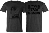 Pope Francis Love Is Our Mission U.S. Tour 2015 Shirt
