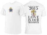 Love Is Our Mission T-shirt