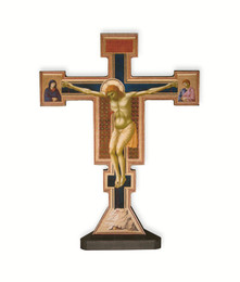 Giotto Crucifix Wall Cross