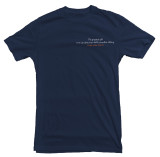 B4 You Greatest Gift Quote Unisex T-shirt Navy