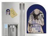 Mother Teresa Arched Magnet
