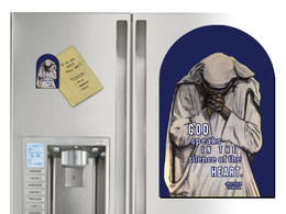 Mother Teresa Arched Magnet
