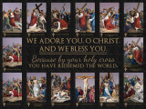 St. Peter's Stations of the Cross Poster