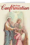 Apostles' Confirmation Greeting Card