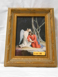 Agony in the Garden 5x7 Framed Print