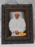 Emeritus Pope Benedict XVI 5x7 Framed Print