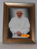 Emeritus Pope Benedict XVI Formal 5x7 Framed Print