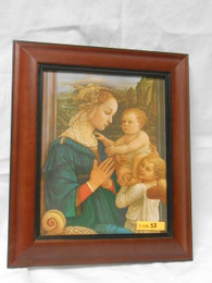 Madonna and Child 8x10 Framed Print