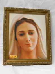 Our Lady of Medjugorje 9x12 Framed Print