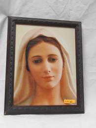 Our Lady of Medjugorje 10x13 Framed Print