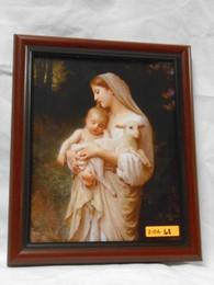 L'Innocence 8x10 Framed Print