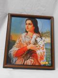 St. Maria Goretti 12x14 Framed Print