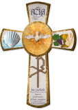 Personalized RCIA Gift Cross