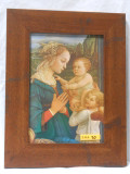 Madonna and Child 7x10 Framed Print