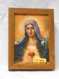 Immaculate and Sorrowful Heart of Mary 5x7 Framed Print