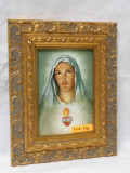 Immaculate Heart 5x7 Ornate Framed Print
