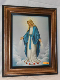 Our Lady of Grace 12x16 Framed Print