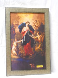 Mary Undoer of Knots 10x15 Framed Print
