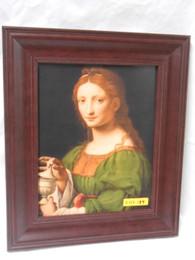 St. Mary Magdalene 8x10 Framed Print