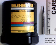 #54 (1.39mm) Combination Drill Tapered 15°