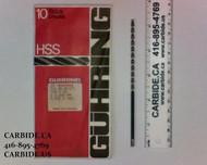 3.20mm Extra Long HSS Drill Parabolic
