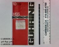 4.00mm Extra Long HSS Drill