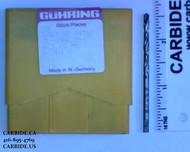 1/8 2F Carbide Tip Drill