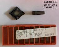 CNMP 643E 16 Seco Carboloy Carbide Insert