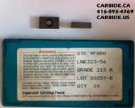 LNE 323-56 Carbide Milling Insert Ingersoll