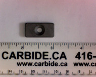 1/8 x 1/2 x 1 Carbide Wear Guide 995 for 6/32