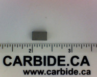 .170 x .200 x .270 HY10 Carbide Wear Part (Core Blank)