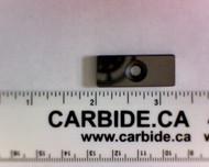 1/8 x 1/2 x 1-1/4 Carbide Wear Part for 6/32