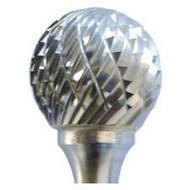 SD51 1/4 Double Cut Solid Carbide Burr HydraCarb