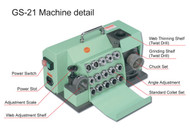 GS-21 Drill Point Grinder
