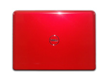 DELL INSPIRON 11Z, 1110 LCD RED LID COVER / TAPA EXTERIOR REFURBISHED DELL T605R