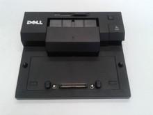 DELL LATITUDE E-SERIE  E-PORT ( 1 MONITOR) REPLICATOR SIN  POWER ADAPTER  REFURBISHED  DELL PW380 , PR03X, XX066