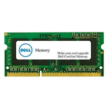 DELL LAPTOP MEMORY 8GB ORIGINAL DDR3L SDRAM SO DIMM 204-PIN 1600 MHZ (PC3-12800) NEW DELL A7022339, SNPN2M64C/8G