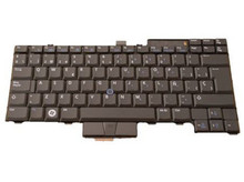 DELL LATITUDE E5400, E5500, E6400, KEYBOARD SPANISH DUAL POINTING / TECLADO EN ESPAÑOL REFURBISHED DELL UK937